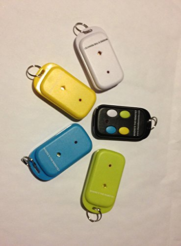 """Wtr'S Keyfinder-Wireless Receiver, Rf Locator, Wallet, Remote Control, Cell, Pet Keyfinder (Extra Set Of Batteries!) By""""Where'S The Remote?""""Llc"""
