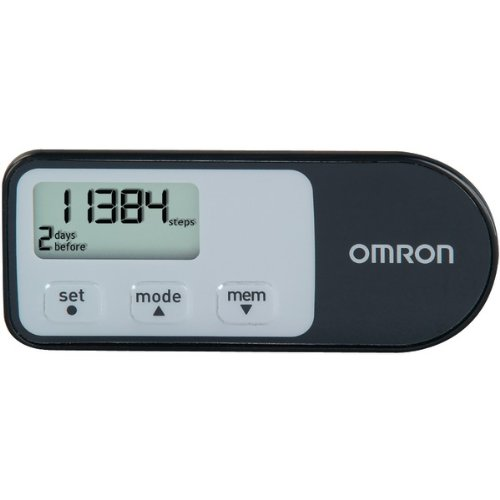 Image of OMRON HJ-321 TRI-AXIS PEDOMETER WITH CALORIES BURNED (B00A9XGCPK)