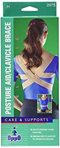 Oppo Medical Oppo Medical Elastic Posture Aid /Clavicle Brace , Large