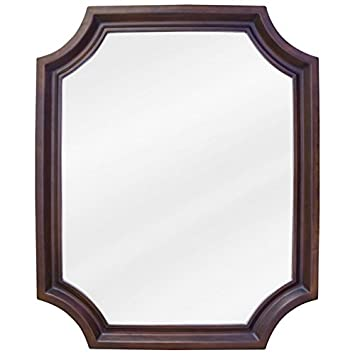 "22"" x 27"" Wall Mount Mirror - Toffee"