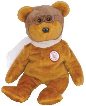 TY Beanie Baby - BEARON the Bear (Brown Version)