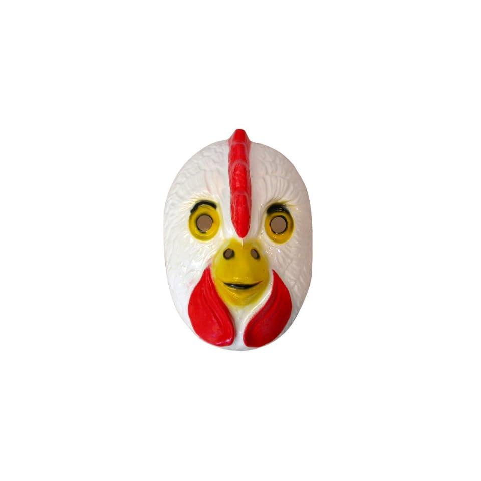 Pams Childrens Farm Animal Masks Chicken Face Mask on PopScreen