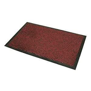 Jvl office entrance absorbent barrier door for Door mats amazon