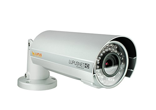 LUPUS - LE 934 Plus, FullHD Netzwerkkamera, IP Kamera für...