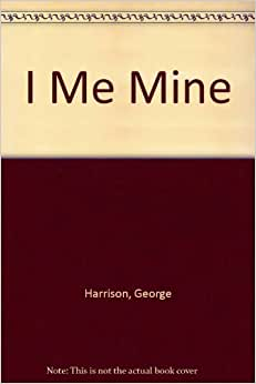 i me mine george harrison pdf
