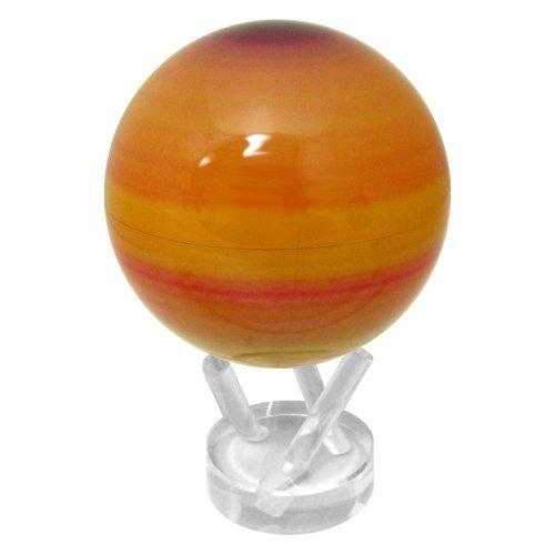 Mova Globes Mova Rotating Saturn 4.5 In. Diam. Globe, Other Colors