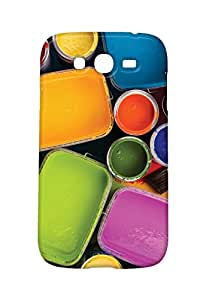 Pickpattern Back Cover for Samsung Galaxy Grand/Grand Duos i9082