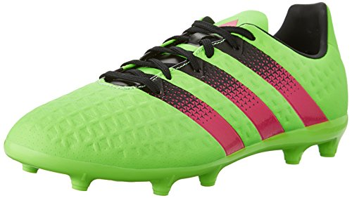 b4b072e43ffc adidas Performance Ace 16.3 FG AG J Soccer Shoe (Little - Import It All