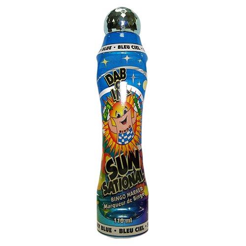 4oz Sunsational Sky Blue Bingo Dauber