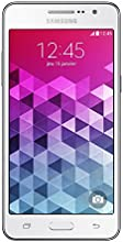 "Samsung Galaxy Grand Prime - Smartphone libre Android (pantalla 5"", cámara 8 Mp, 8 GB, Quad-Core 1.2 GHz, 1 GB RAM), blanco (importado)"