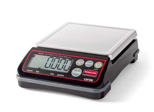 Rubbermaid 6 kg Balance numérique haute Performance
