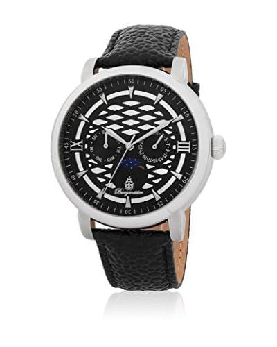 Burgmeister Reloj de cuarzo 217-122 Negro 46 mm