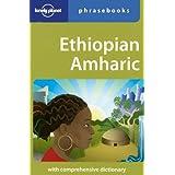 Ethiopian Amharic (Lonely Planet Phrasebooks) ~ Tilahun Kebede