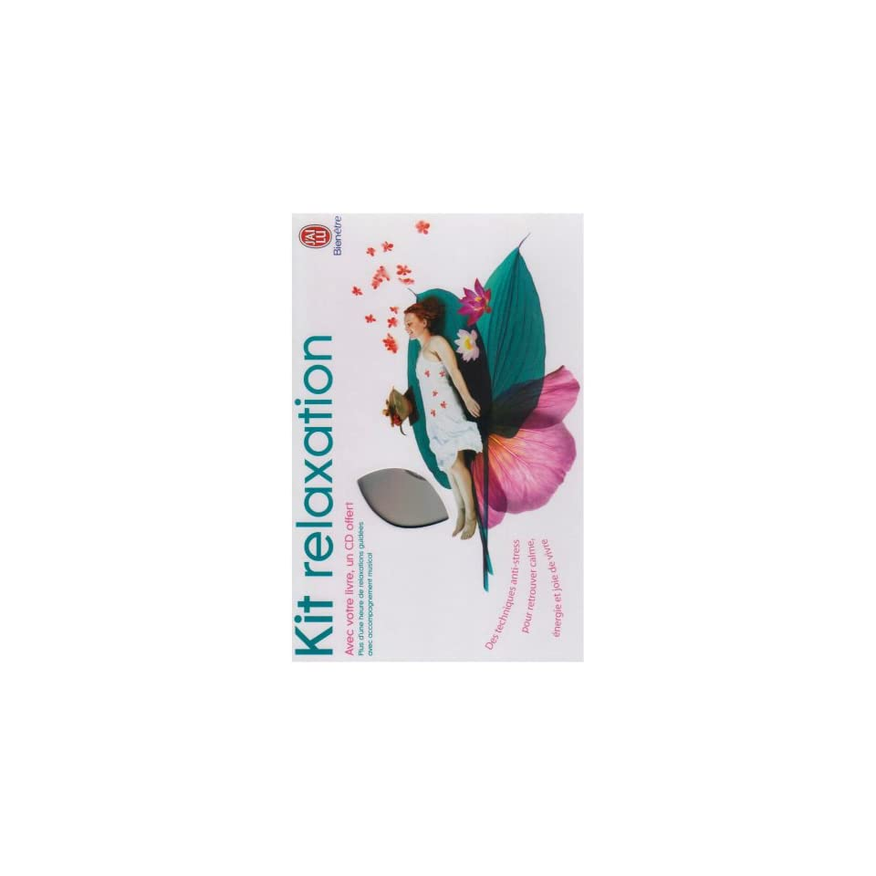 Kit Relaxation 1cd Audio French Edition 9782290006467 On Popscreen Epak8bl 8 Gauge Amplifier Amp Wiring Installation Cable