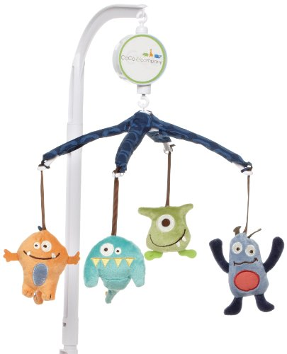 Baby Monster Bedding 6709 front