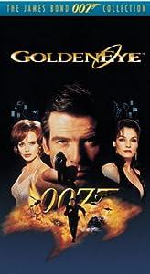 GoldenEye [VHS]