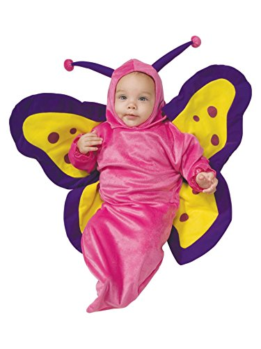 Infant Butterfly Costume (Baby Bunting Halloween Costume)