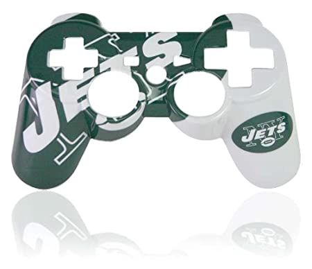 PS3 Official NFL NY Jets Controller Faceplate
