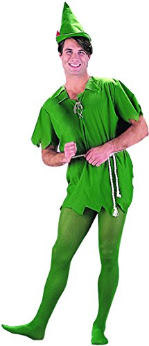 Peter Pan Adult Costume (X-Small 32-34) (Peter Pan Tunic compare prices)