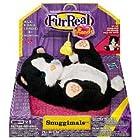 FurReal friends Snuggimals Black and White Kitten