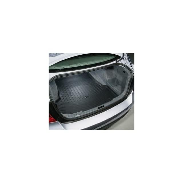 BMW All Weather Cargo Liner  Black   3 Series Convertible 2005/ 3 Series Coupes 2005 2012 (EXCEPT 335is Coupe 2011 2012)/ 3 Series Sedans 2005 2011