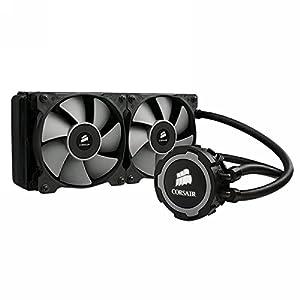 Corsair Hydro Series H105 Extreme Performance Liquid CPU Cooler CW-9060016-WW