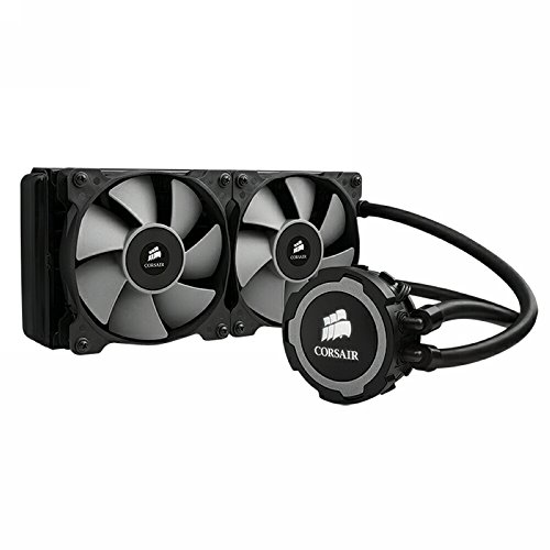 Corsair Hydro Series H105 Extreme Performance Liquid CPU Cooler (Corsair H105 Cooler compare prices)