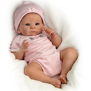Baby Doll: Little Peanut Baby Doll by Ashton Drake: Amazon ...