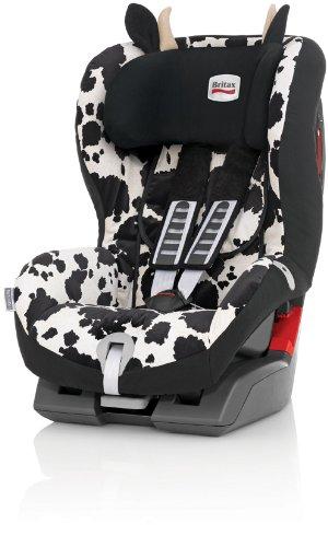 Britax King Plus Group 1 Car Seat (Cowmooflage)