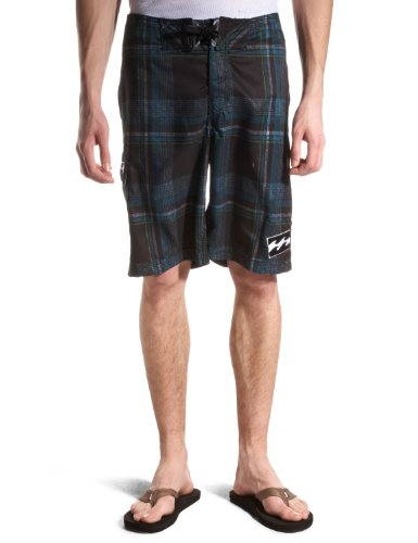 Billabong Conspiracy Men's Swim Shorts Black W32In