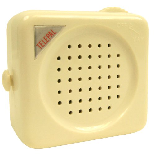 Lowest Prices! Telepal 72-20690 Mini Telephone Amplifier