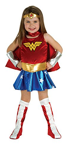 Baby Girls - Wonder Woman Toddler Costume Halloween Costume