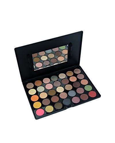 Crown Brush 35-Color Metal Eye Shadow Palette