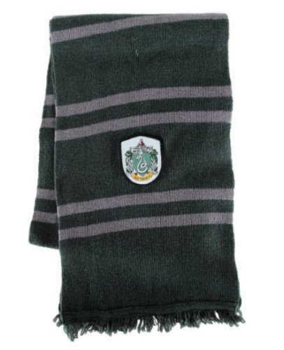 Harry Potter Badge Slytherin Sorting House Scarf Cosplay Costume