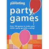 """Practical Parenting"" Party Games: Over 90 Games to Make Your Children's Party Go with a Swing!by Jane Kemp"