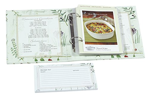 Meadowsweet Kitchens Recipe Card Cookbook