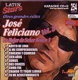 echange, troc Karaoke - Latin Stars Karaoke: Jose Feliciano, Vol. 3