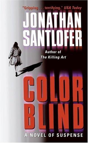 Color Blind, Jonathan Santlofer