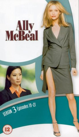 Ally McBeal - Season 3 (Box Set 2) [VHS] [1998]