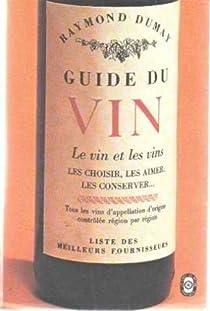 Guide du vin par Dumay