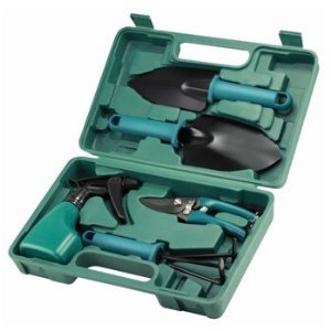 Finelife NV-00544 All-in-One Deluxe 6-piece Garden Set