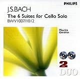 バッハ:無伴奏チェロ組曲(全曲) ジャンドロン