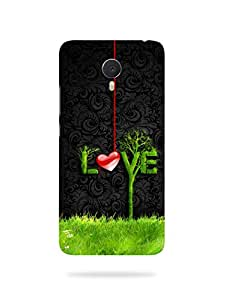 alDivo Premium Quality Printed Mobile Back Cover For Meizu M3 Note / Meizu M3 Note Back Case Cover (MKD094)