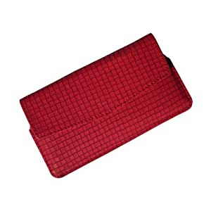 i-KitPit : PU Leather Pouch Case Cover For Nokia Lumia 1520 (RED)