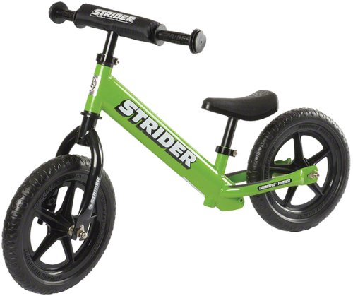 Strider ST-4 No-Pedal Balance Bike, For 18 mos.- 5 years, Gr