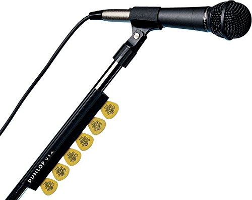 "Jim Dunlop 5010 Dunlop Mic Stand Pkhldr 7"" front-1026687"