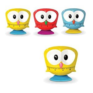 Kitchen timer yellow owl kitchen accessories Owl kitchen accessories