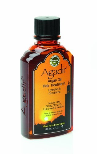 Agadir Argan Oil Hair Treatment, 4-Ounce Body