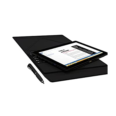 Notion 64GB 3G 2-in-1 Laptop with Free Active Stylus & Mobile Office , Black