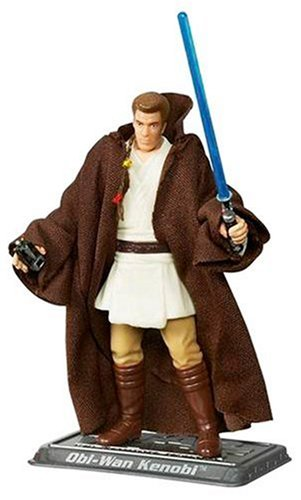 Star Wars - The Saga Collection - Episode 1 The Phantom Menace - Basic Figure - Obi-Wan Kenobi - 1